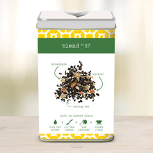 Load image into Gallery viewer, Pineapple Oolong Quench - 3.5 oz loose tea