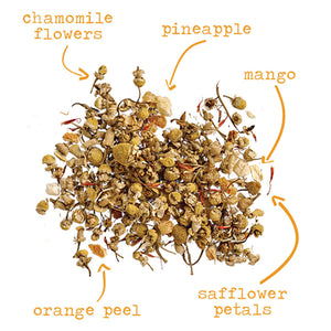 Lady Chamomile - 2.5 oz loose tea