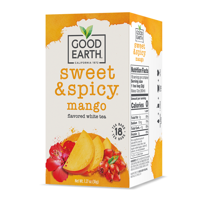 Sweet & Spicy Mango