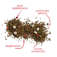 Load image into Gallery viewer, Peppermint Treat - 1.5 oz loose tea