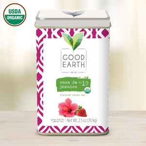 Rosa de Jamaica - 2.5 oz loose tea