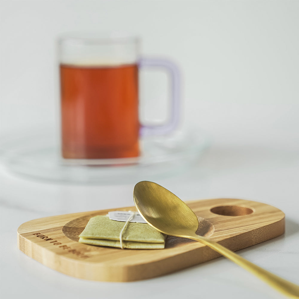 Bamboo Spoon Rest