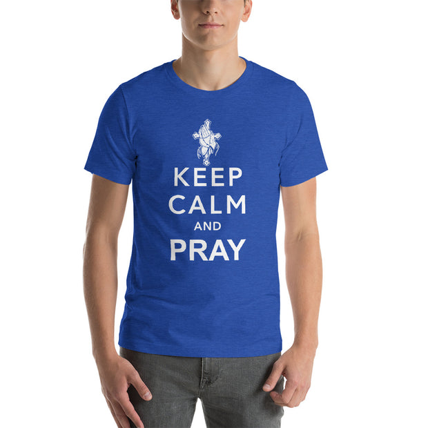 Keep Calm and PRAY - Monkeyduds