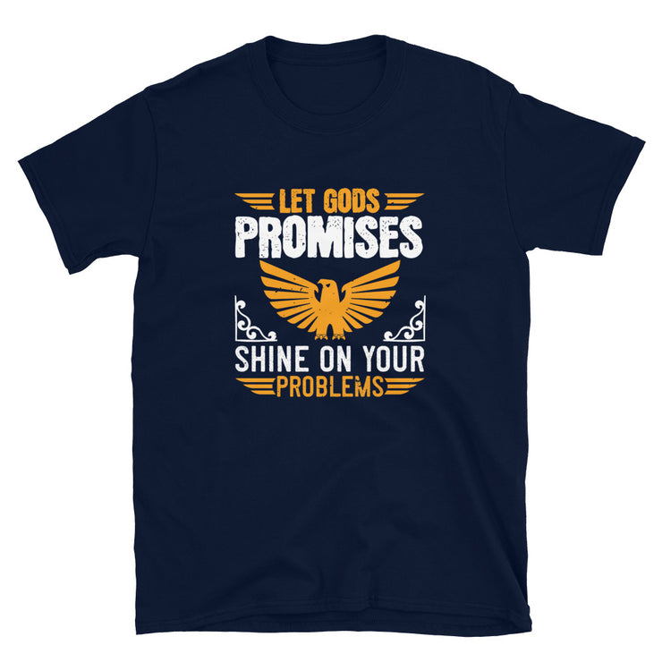 Let Gods Promises Shine On Your Problems - Monkeyduds