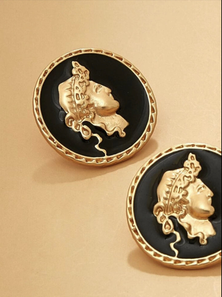 Caesar's Palace Earrings