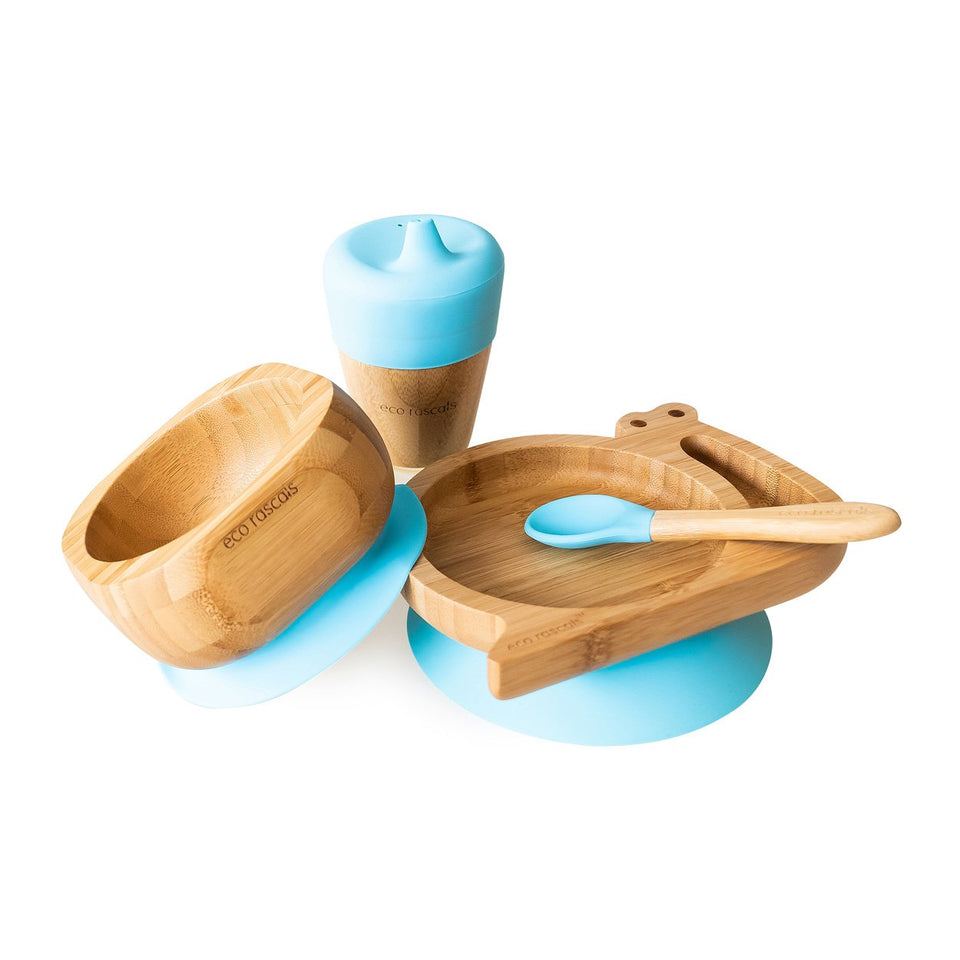bamboo snack  pots-Eco rascals