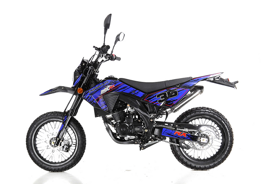 250cc Dirt Bike DB36 Deluxe