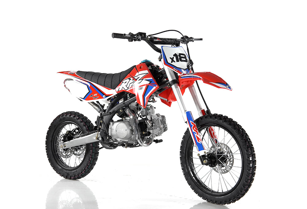 125cc Dirt Bike DBX18 V2