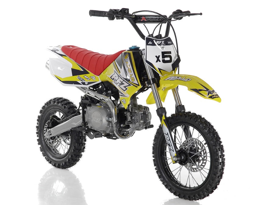 125cc Dirt Bike DBX5