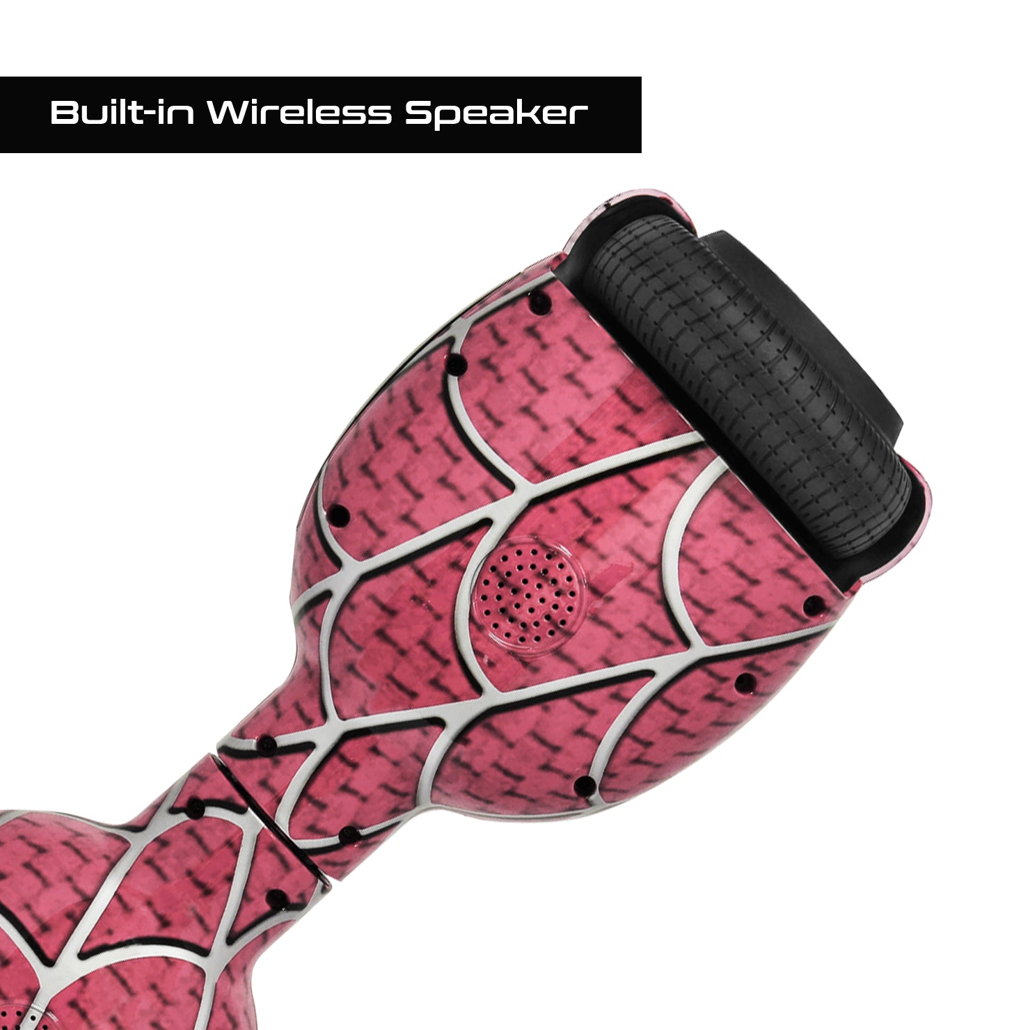 "2020 New Pink Spiderman 350W 15KM/H 6.5"" Hoverboard"