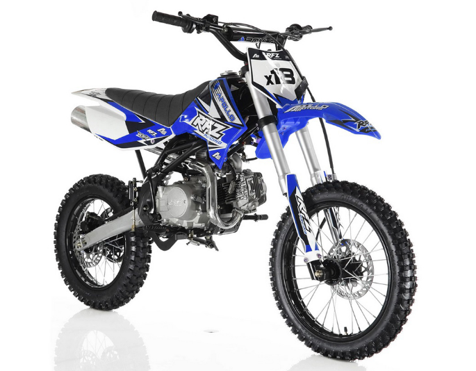 125cc Dirt Bike DBX18