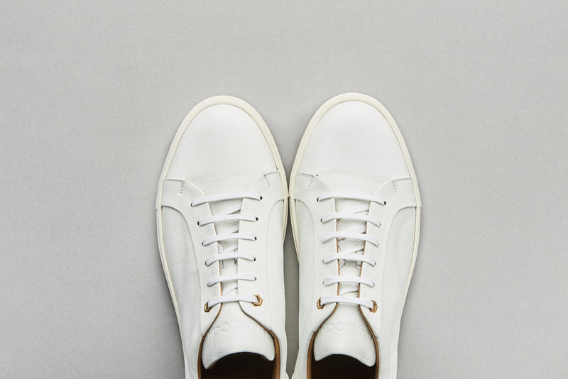 Heirloom Low Top Court Sneaker