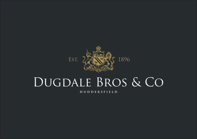 Bespoke Dugdale New Fine Worsted 2pcs Suit