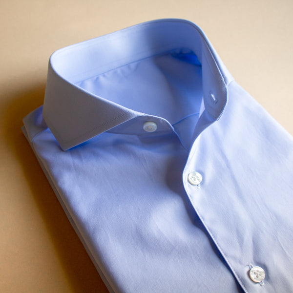 Tailored Tessitura Monti Twill Shirts