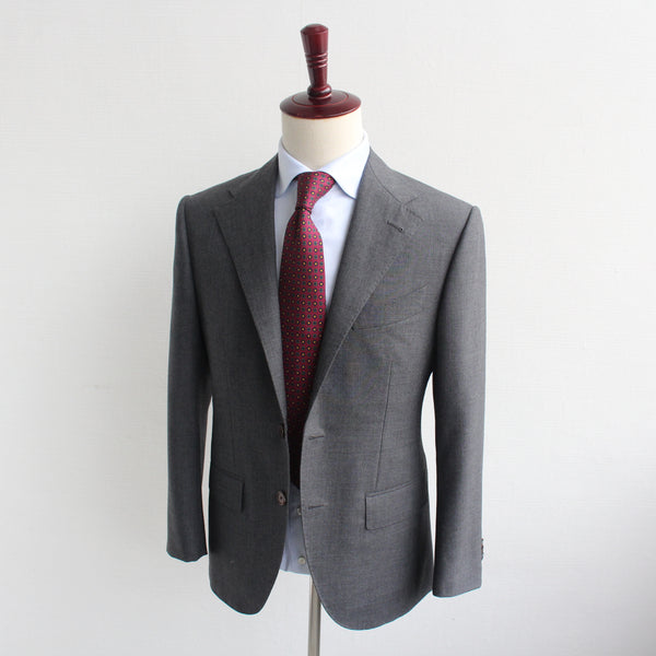 House Bespoke/Bespoke Full Hand Canvassed 2pc Suit in Dugdale New Fine Worsted Wool