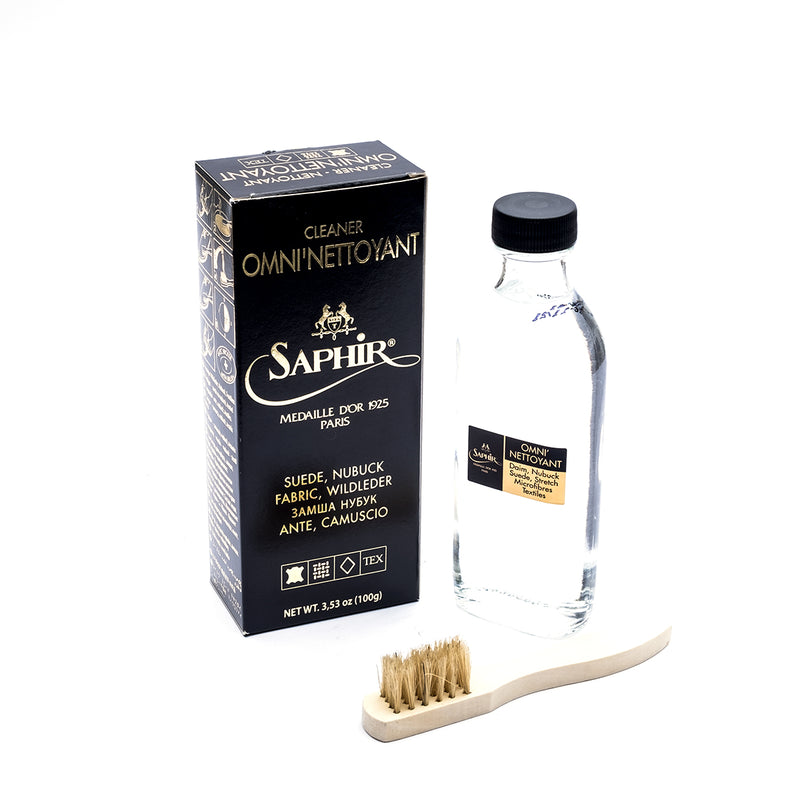 Shoe Cleaner - Saphir Omninettoyant Cleaner