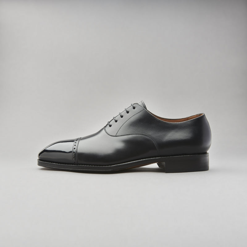 Yanko Brogued Cap Toe Oxford