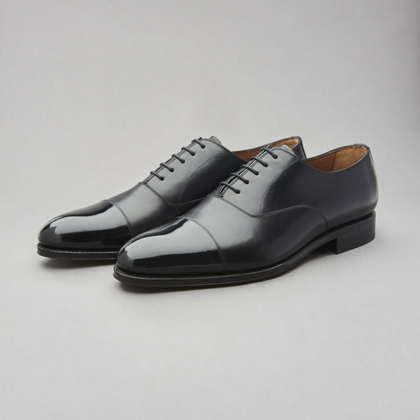 Men's Shoes - Yanko Cap Toe Oxford