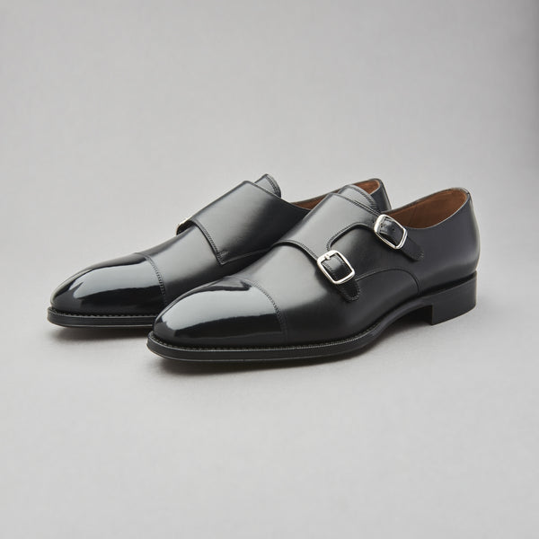 Men's Shoe - Yanko Double Monk Strap