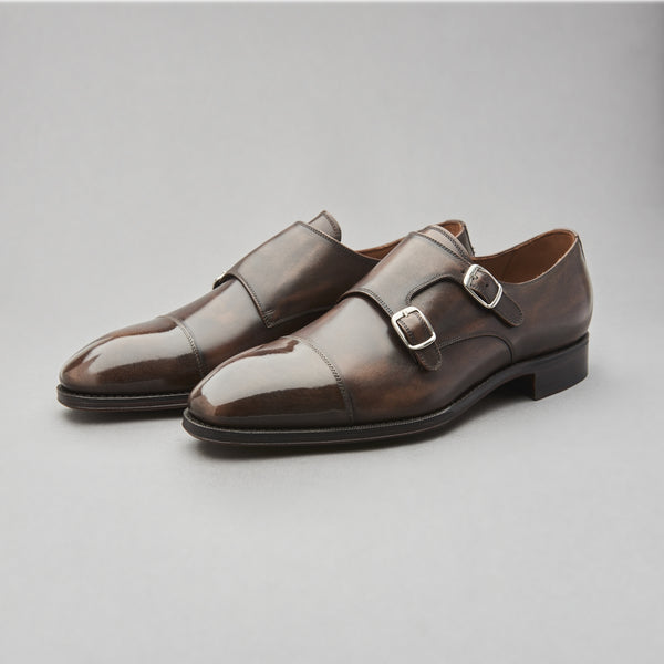 Men's Shoes - Yanko Double Monk Strap