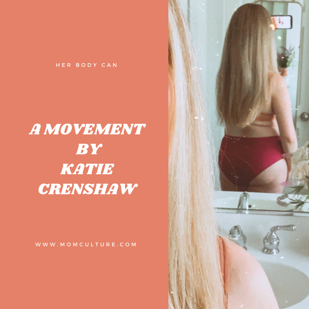 Her body can- A Movement by Katie Crenshaw