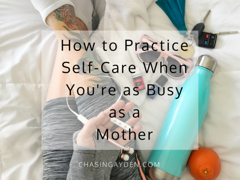 Self-Care For All Mamas