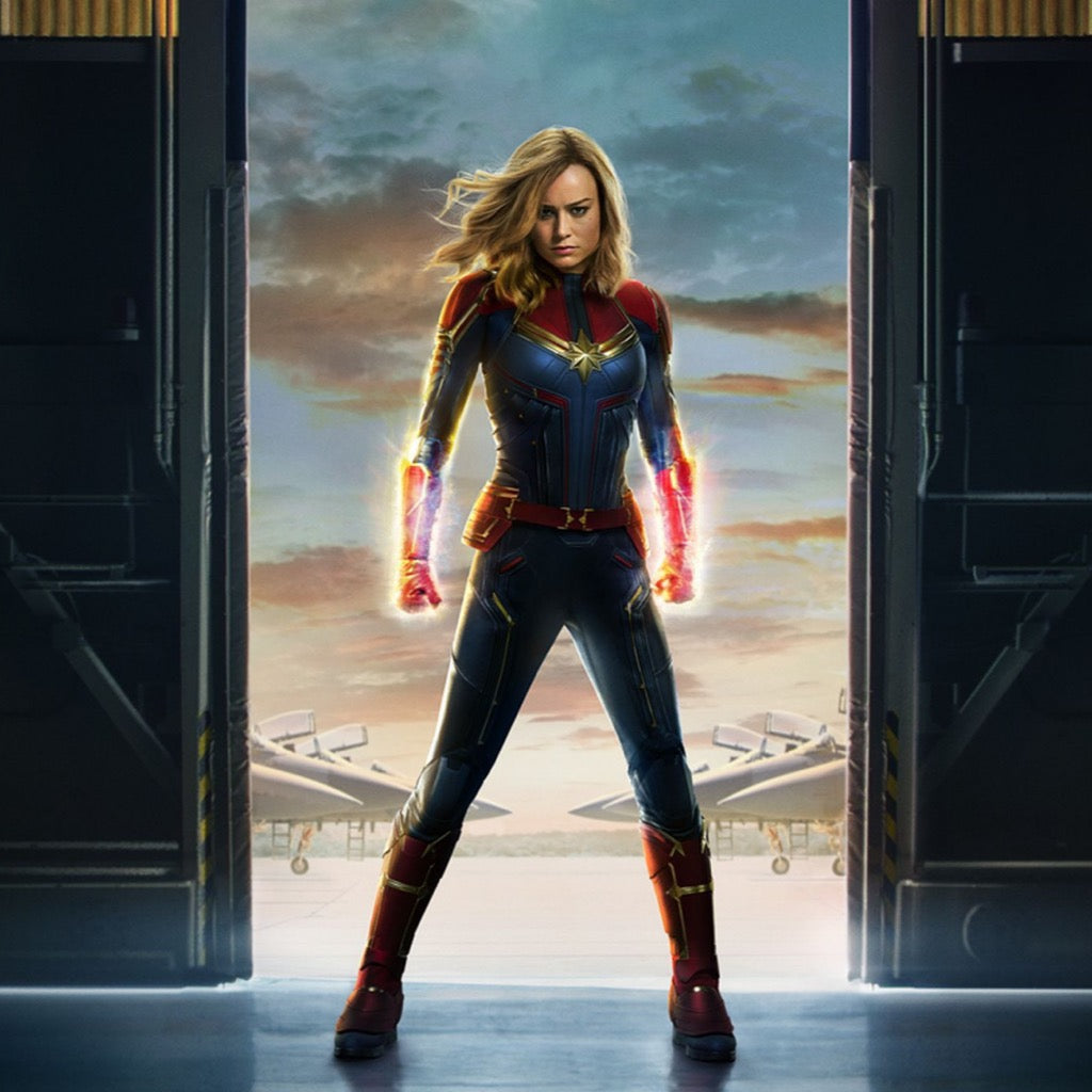 Ashland What Captain Marvel Taught Me