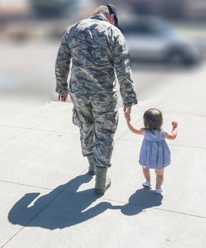 Brave, Courageous, Resilient; Military Child
