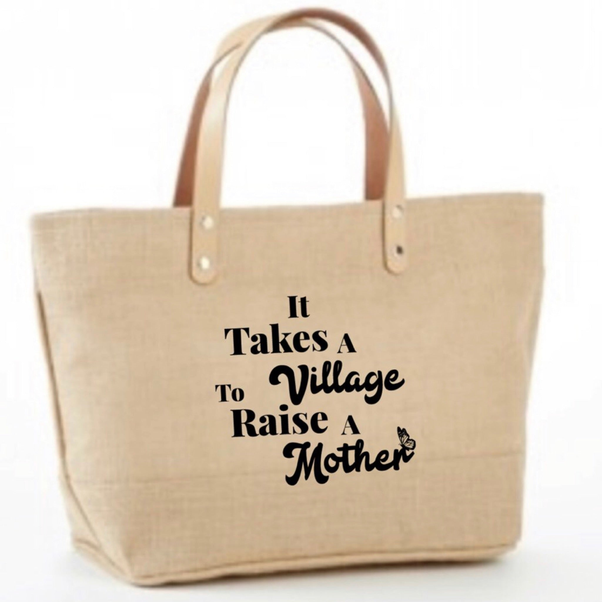 It takes a village to raise a mother | Mom Culture