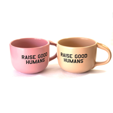 """RAISE GOOD HUMANS™ "" Mug"