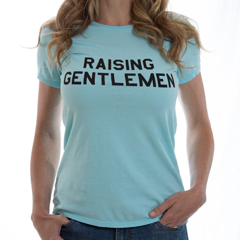 """RAISING GENTLEMEN"" Tee RETIRED"
