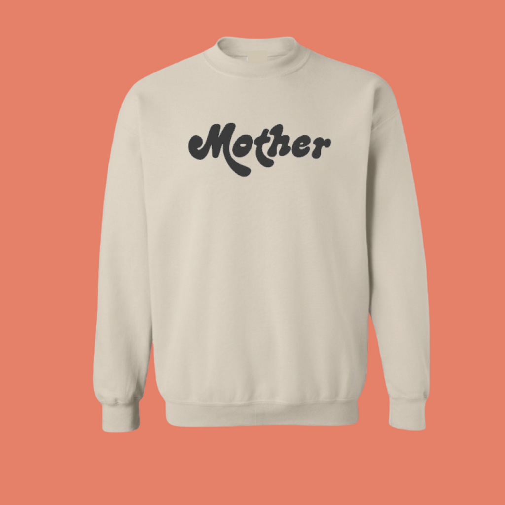 """Mother©"" College Pullover"