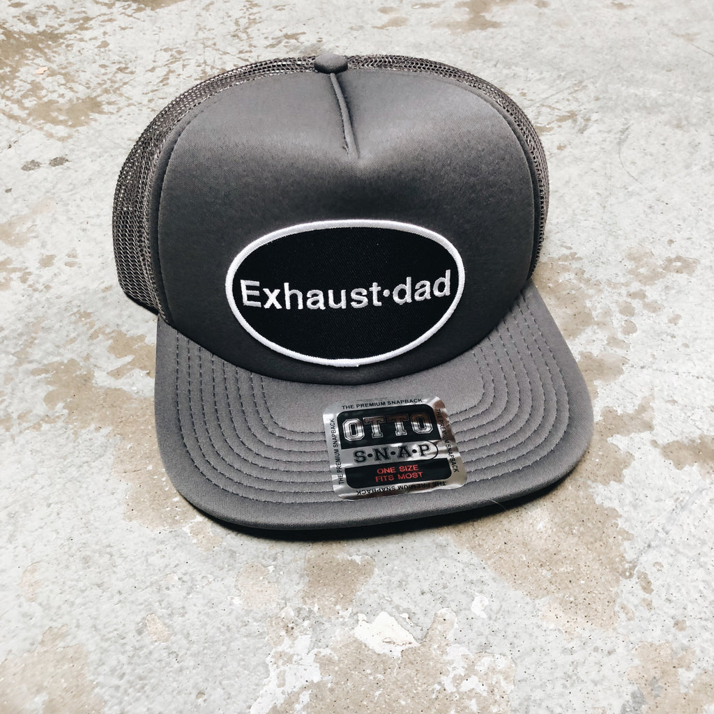 """Exhaust•dad"" Hat"