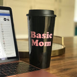 """BASIC MOM©"" Travel Mug"