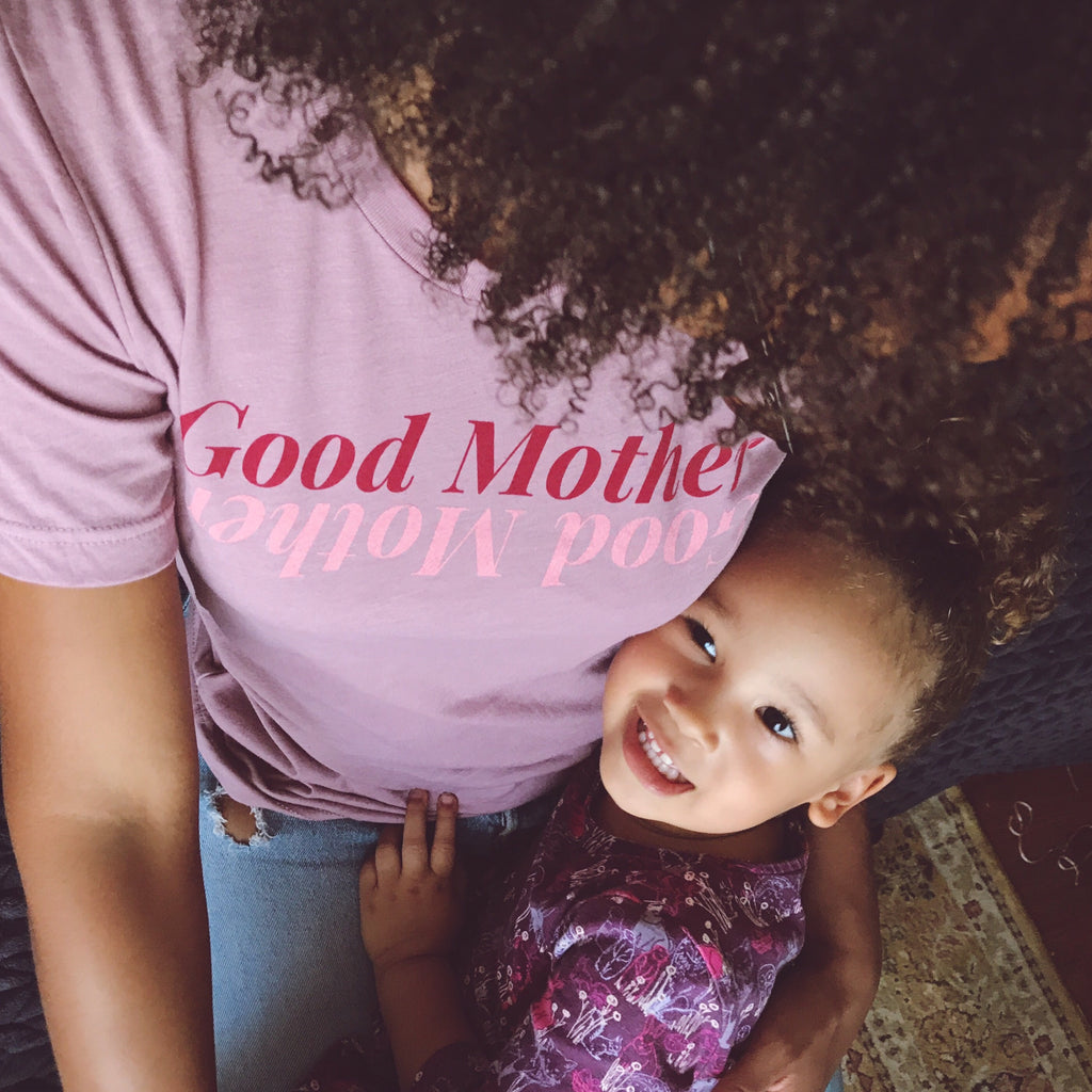 """Good Mother©"" Charity Tee for Maternal Mental Health Awareness 