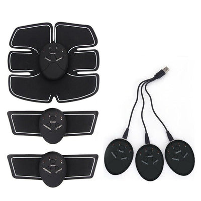 Rechargeable Abdominal Fitness Belt