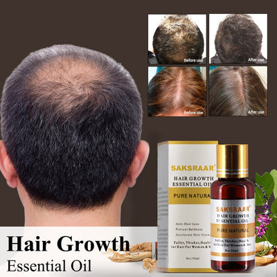 Hair Care Hair Growth Essential Oils