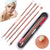 1/ 4pcs Spoon Needle Set Face Skin Care Tool