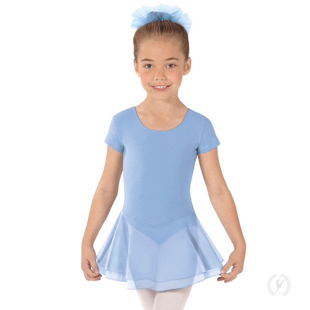 Eurotard: Short Sleeve Dance Dress (#10467)