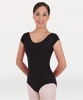 Body Wrappers: Adult Short Sleeve Leotard (#BWC320)