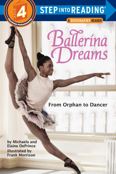 C&J: Book, Ballerina Dreams