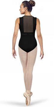 Bloch: Mesh Back Tank Leotard (#L4912)