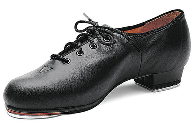 Bloch: Tap Shoe, Full Sole, Jazz Oxford (#S0301G/#S0301L) Black