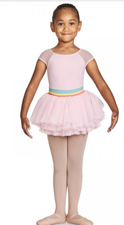 Bloch: Cap Sleeve Tutu Dress