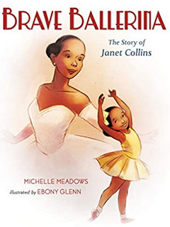 C&J: Book, Brave Ballerina: The Story of Janet Collins