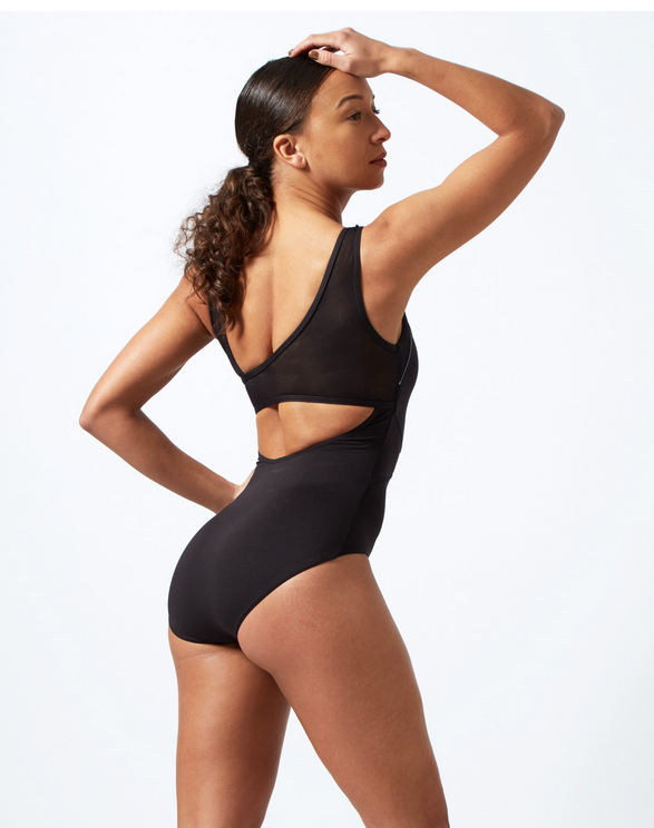 Capezio: Cut-Out Tank Shadow Leotard