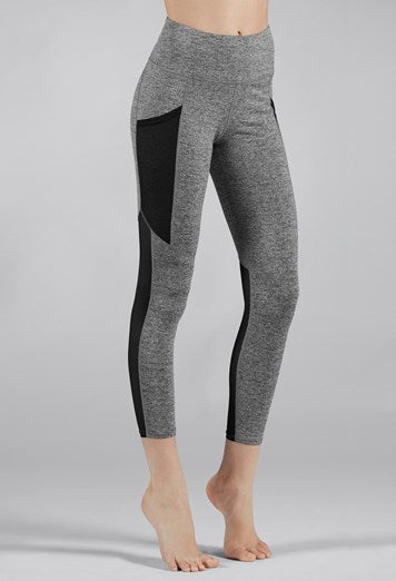 Capezio: Pants, Paneled Leggings (#11655W)
