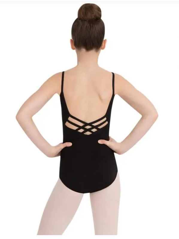 Capezio: Children's Cami Leotard (#CC102C)