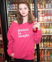 Covet: Dance is Magic Tunic Sweatshirt