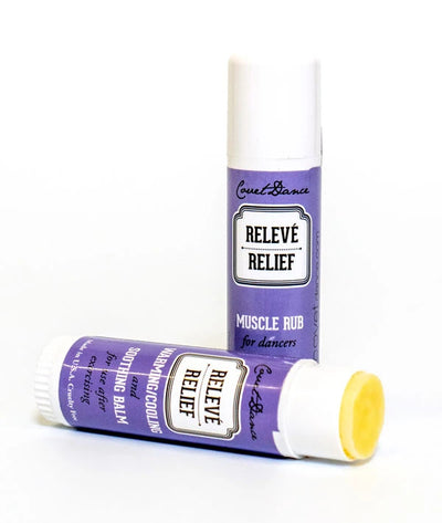 Covet: Supply, Releve Relief Muscle Rub (#RR-MR)